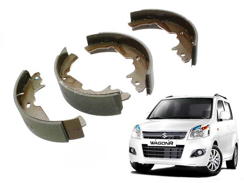 Suzuki Wagon R Brake Shoe - MK - 9967 Image-1
