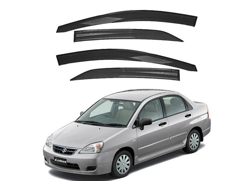 Suzuki Liana 2006-2014 Sun Visor Air Press - Black  Image-1
