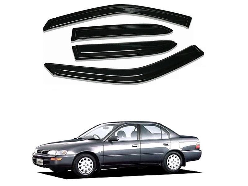 Toyota Corolla 1994-2000 Sun Visor Air Press - Black  Image-1