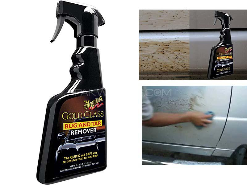 Meguiar's Gold Class Bug and Tar Remover 473ml - G10716 Image-1