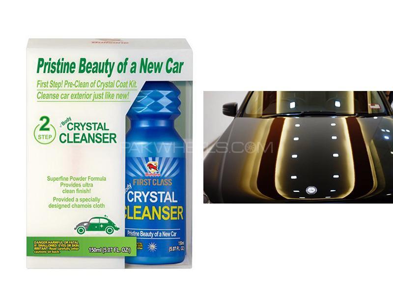 Bullsone First Class Crystal Cleanser + Sponge Image-1