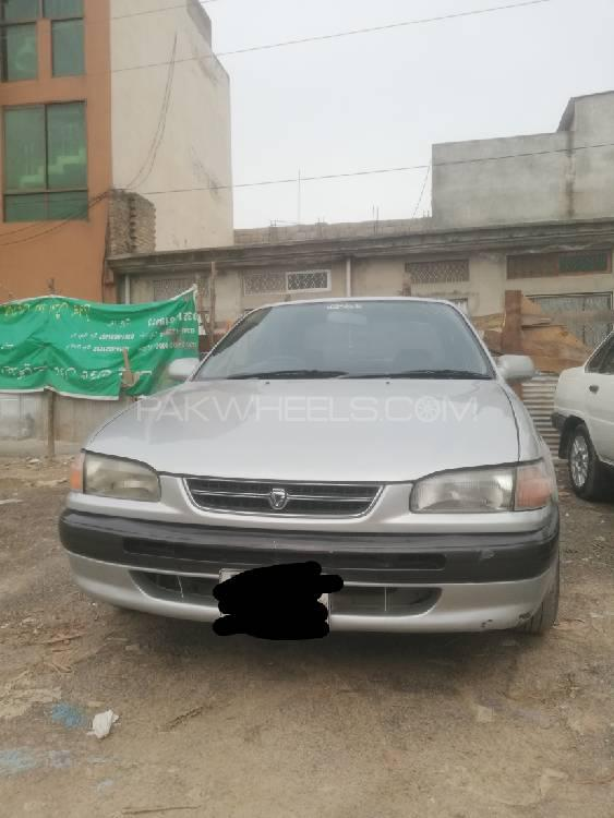 Toyota Corolla 2.0D Limited 1997 Image-1