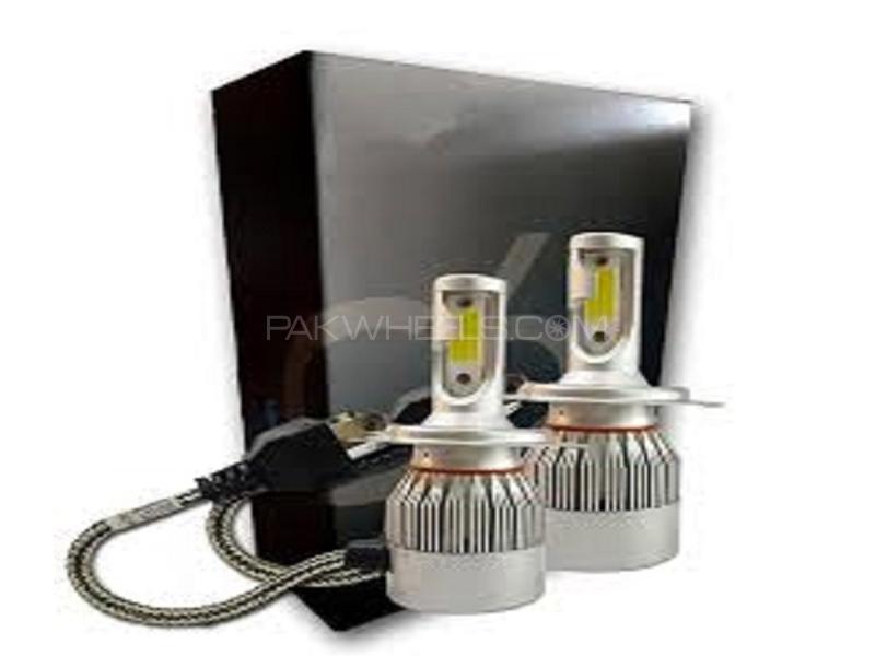 C6 LED For Headlight - H11 Image-1