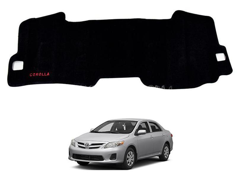 Dashboard Carpet For Toyota Corolla 2009-2014 Image-1