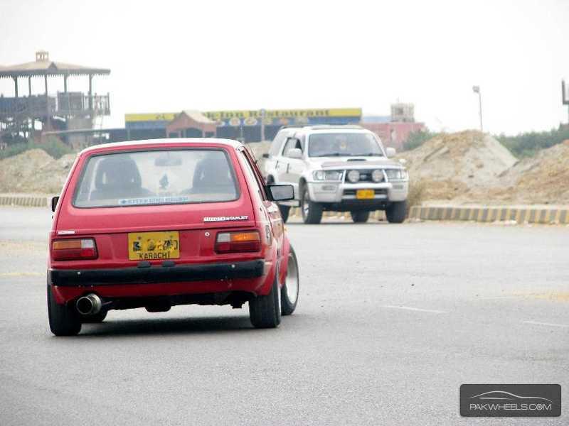 Toyota Starlet 84 For Sale In Karachi: Toyota Starlet 1978 For Sale In Karachi