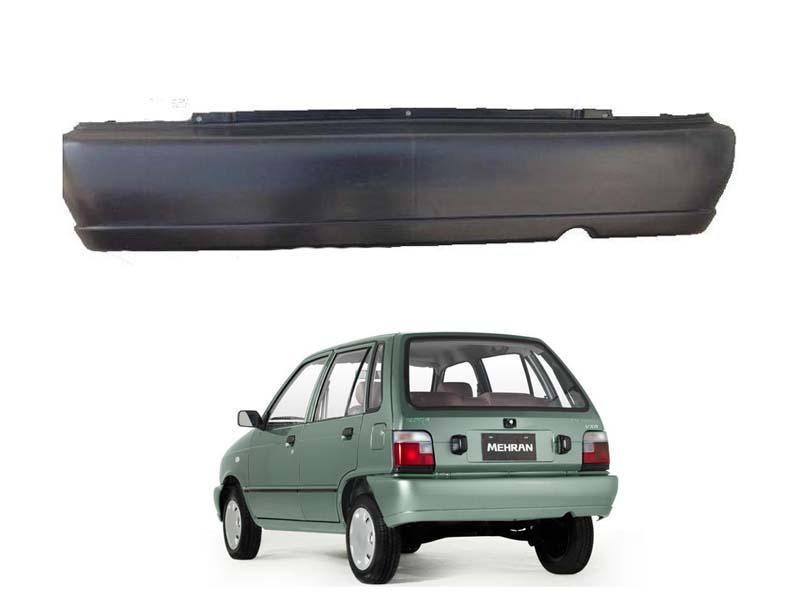 Suzuki Mehran New Shape Rear Bumper Local 2012-2018  Image-1