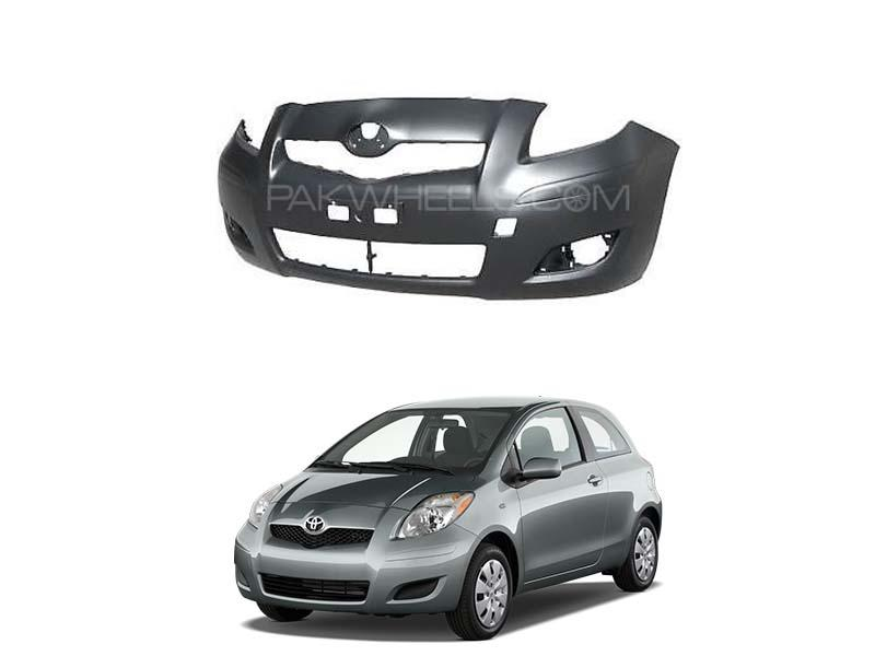 Toyota Vitz Front Bumper For 2010-2012  in Lahore