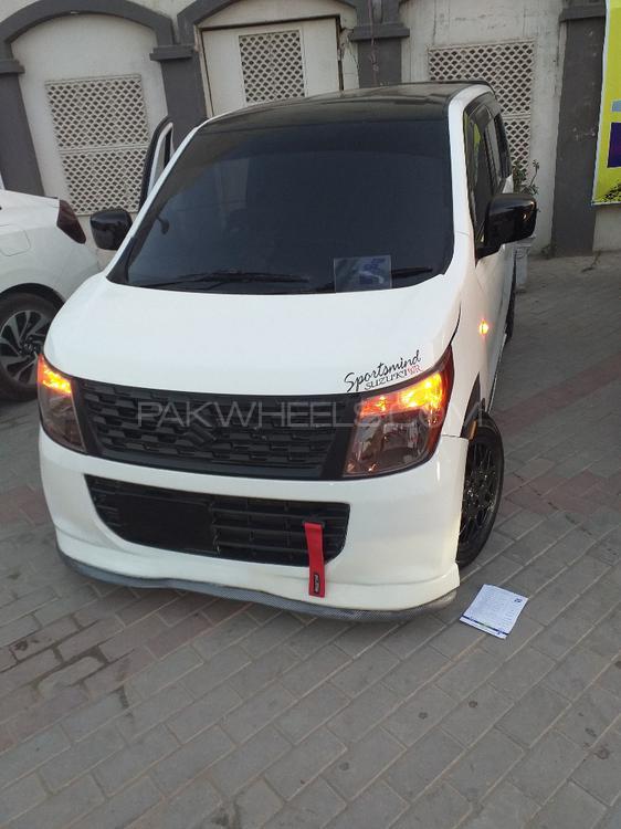Suzuki Wagon R - 2017  Image-1