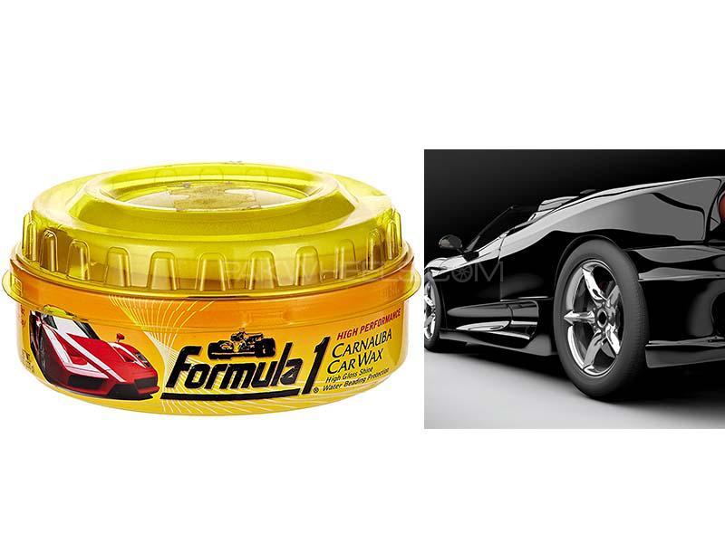 Formula 1 Car Paste Wax Image-1