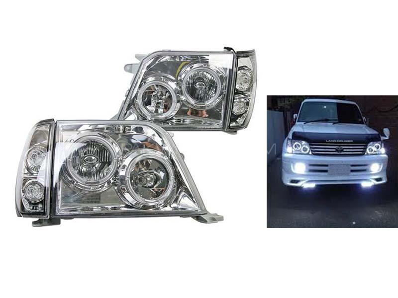 Toyota Prado FJ 90 Head Lights  Image-1