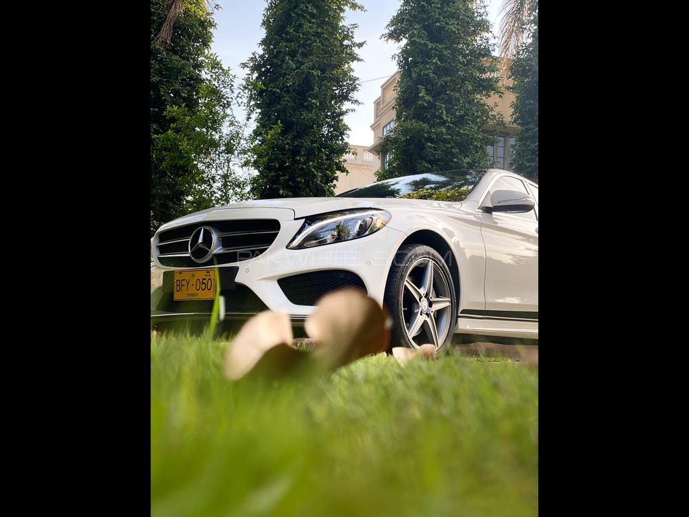 Mercedes Benz C Class C180 AMG 2016 Image-1