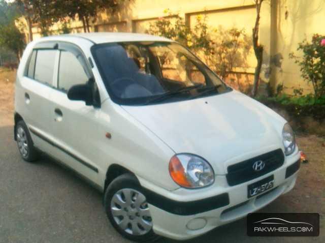 Hyundai Santro Club GV 2004 Image-2