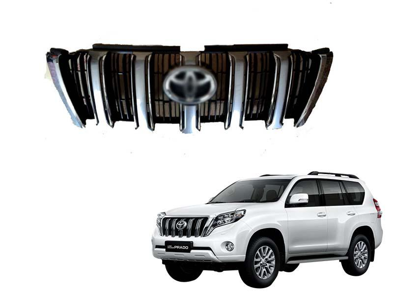 Toyota Prado 2014 Front Grill With Camera Option - FA8 in Karachi