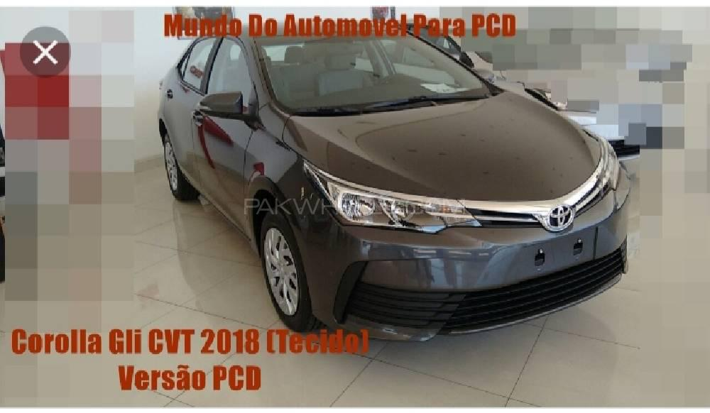 Toyota Corolla GLi 1.3 VVTi 2020 Image-1