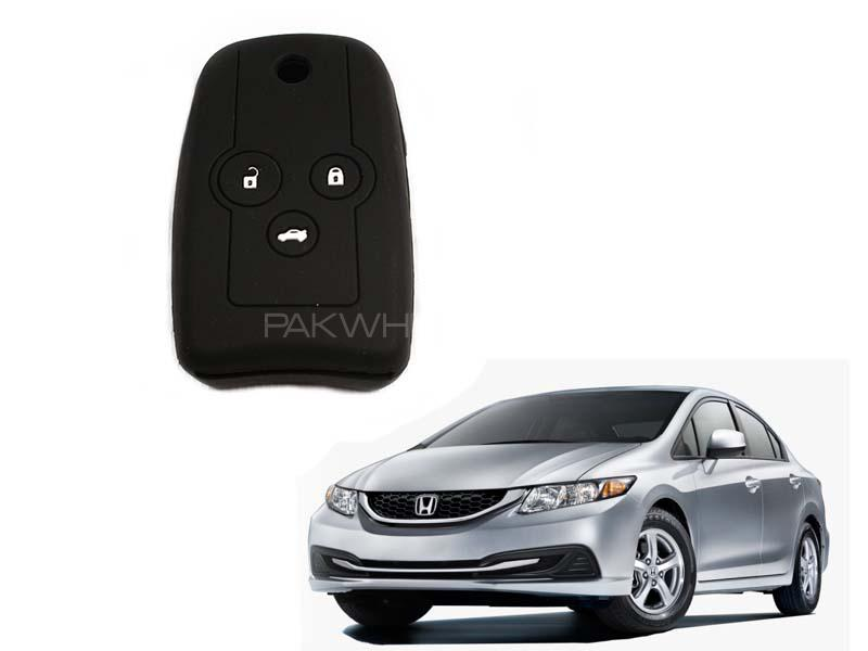 Honda Civic Soft Key Cover 2012-2016 Image-1