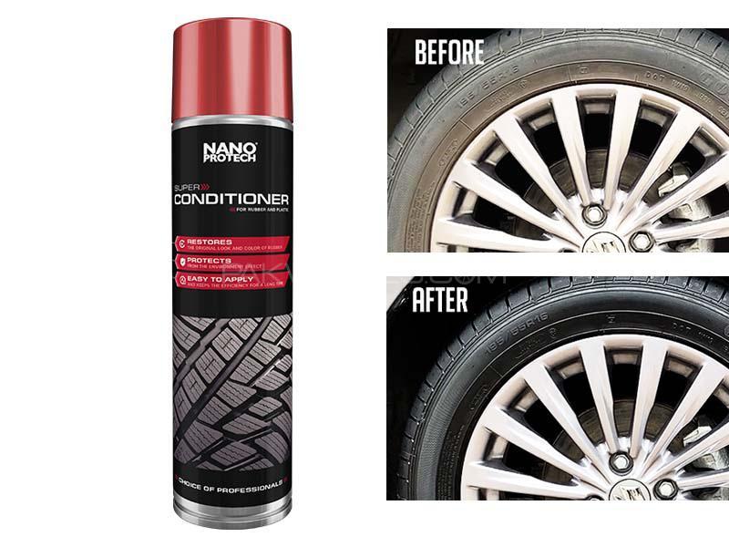 Nano Protech Tire Conditioner - 300 ml in Karachi