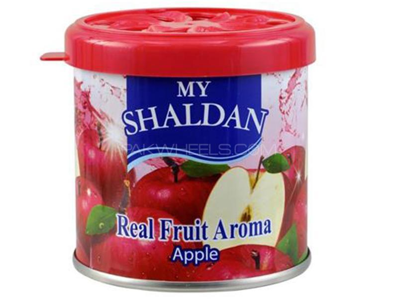 Shaldan Gel Perfume - Apple - Made In Thailand Image-1