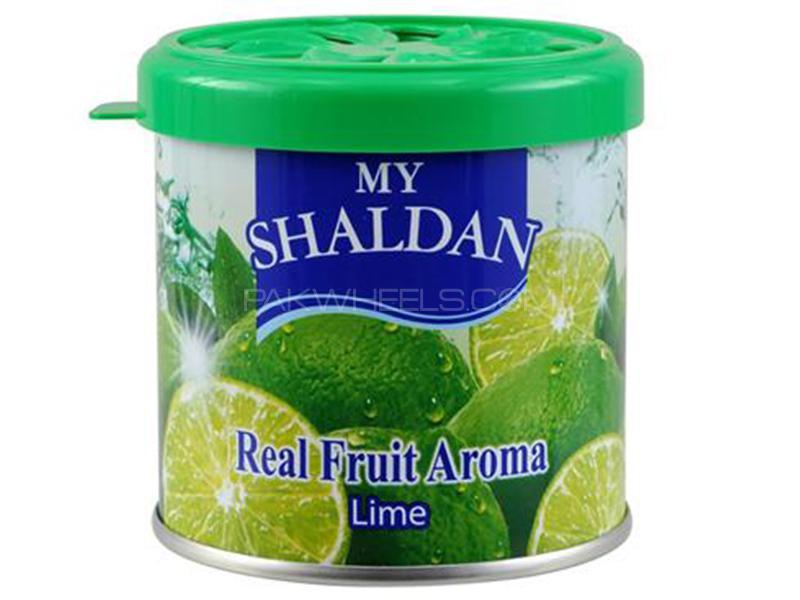 Shaldan Gel Perfume - Lime - Made In Thailand Image-1