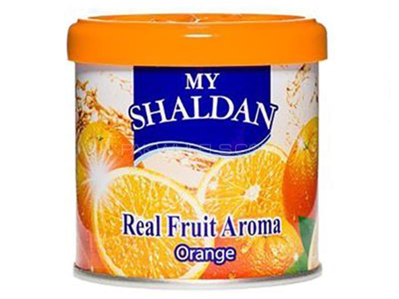Shaldan Gel Perfume - Orange - Made In Thailand Image-1