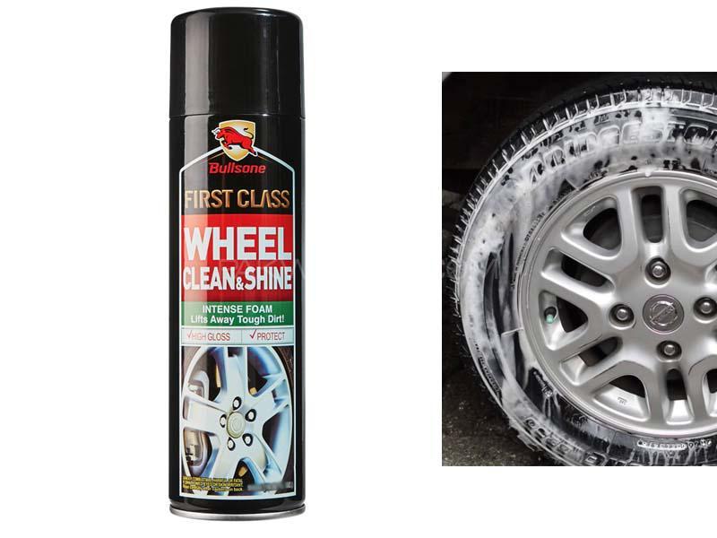 BULLSONE Firstclass Wheel Clean & Shine - Intense Foam Image-1
