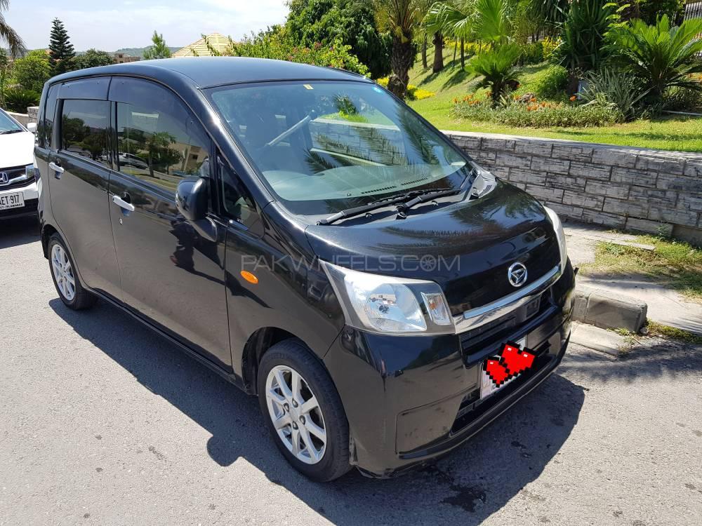 Daihatsu Move Custom X Limited 2013 Image-1