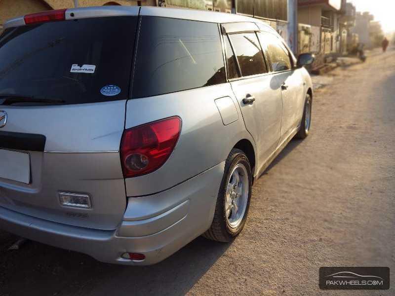 Mazda Familia Van 2007 For Sale In Islamabad Pakwheels