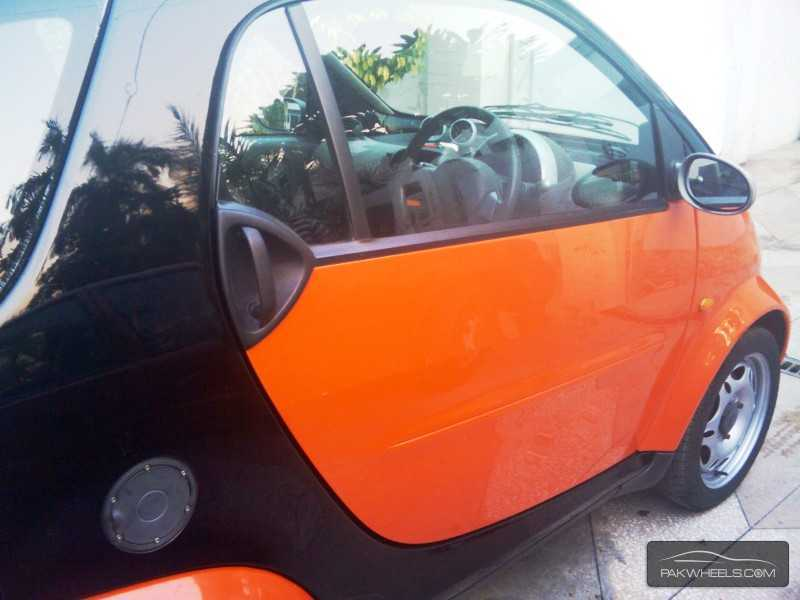 Mercedes benz smart 2007 for sale in lahore pakwheels for Mercedes benz smart car for sale
