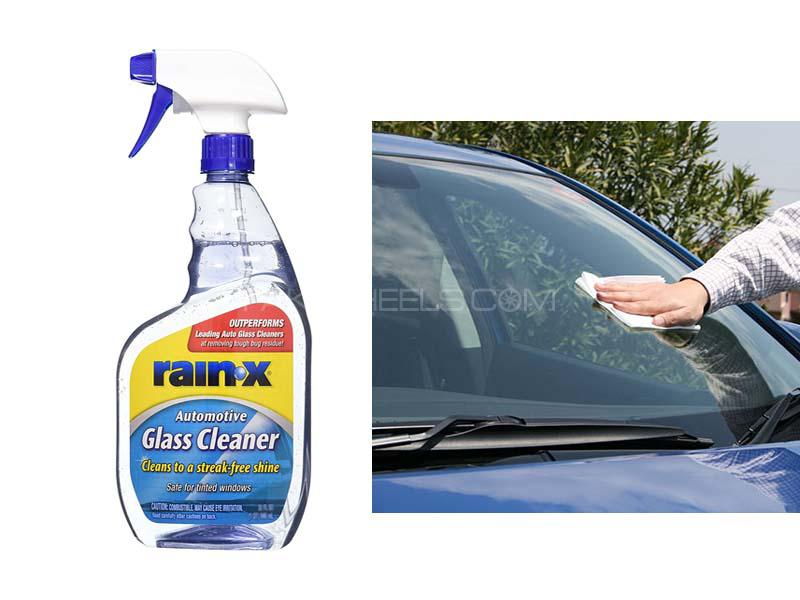 Rain-X Automotive Glass Cleaner 680ml - 630018 in Lahore