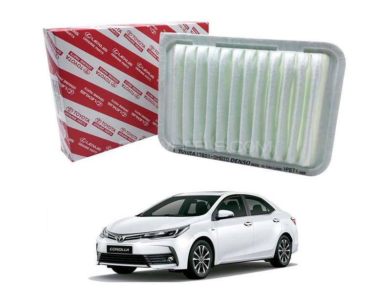 Toyota Corolla Genuine Air Filter For 2014-2020 - 17801-0M020 Image-1