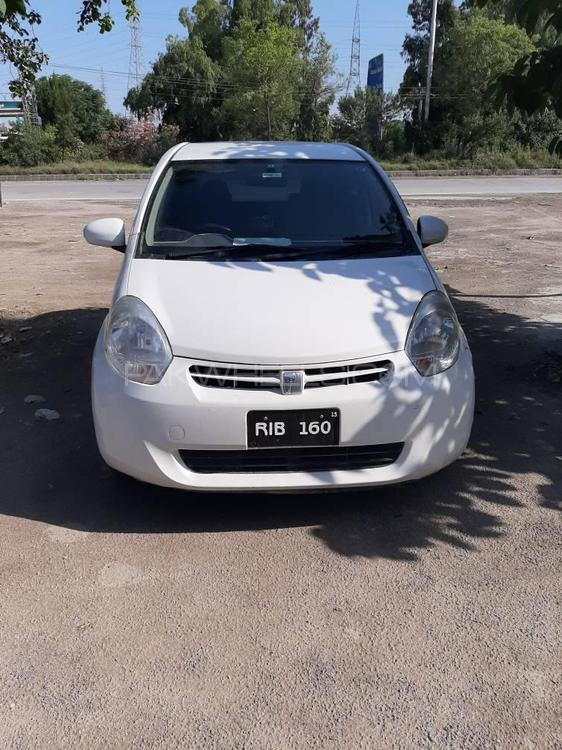 Toyota Passo X G Package 2012 Image-1