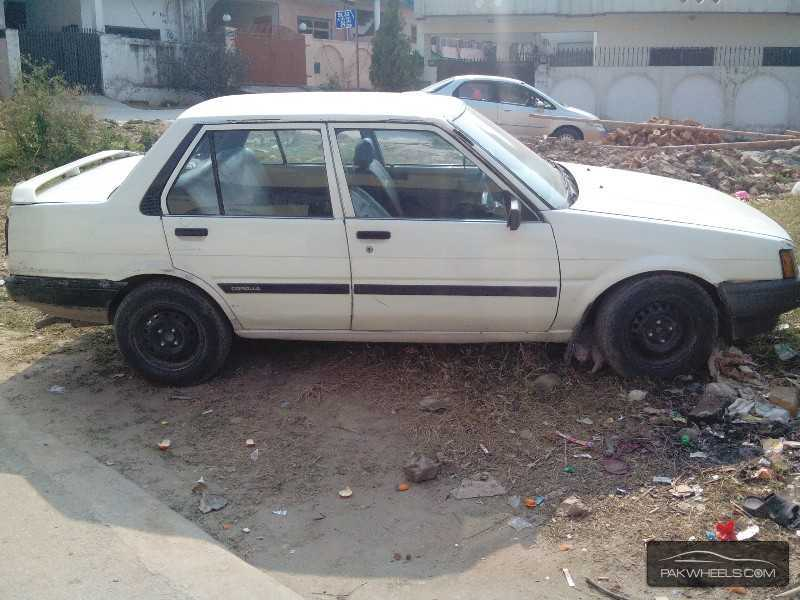 toyota corolla x 1 3 1984 for sale in islamabad pakwheels. Black Bedroom Furniture Sets. Home Design Ideas