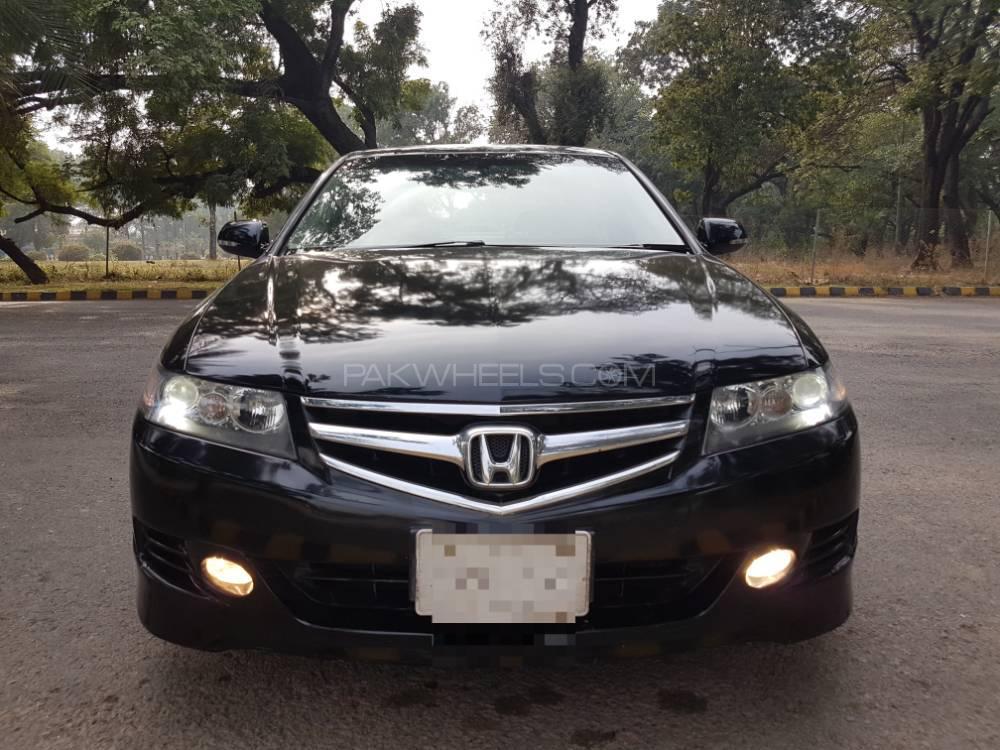 Honda Accord Type S 2006 Image-1
