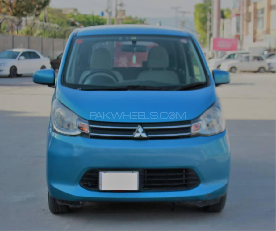 Mitsubishi Ek Wagon M 2014 Image-1