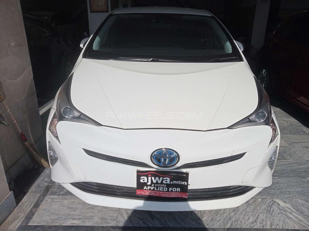 Toyota Prius S 2016 Image-1