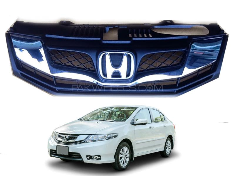 Honda City Front Grill Chrome Complete China 2016-2020 in Lahore