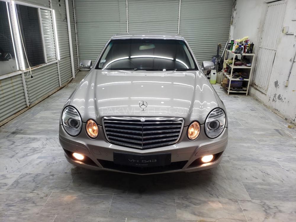 Mercedes Benz E Class E200 2006 Image-1