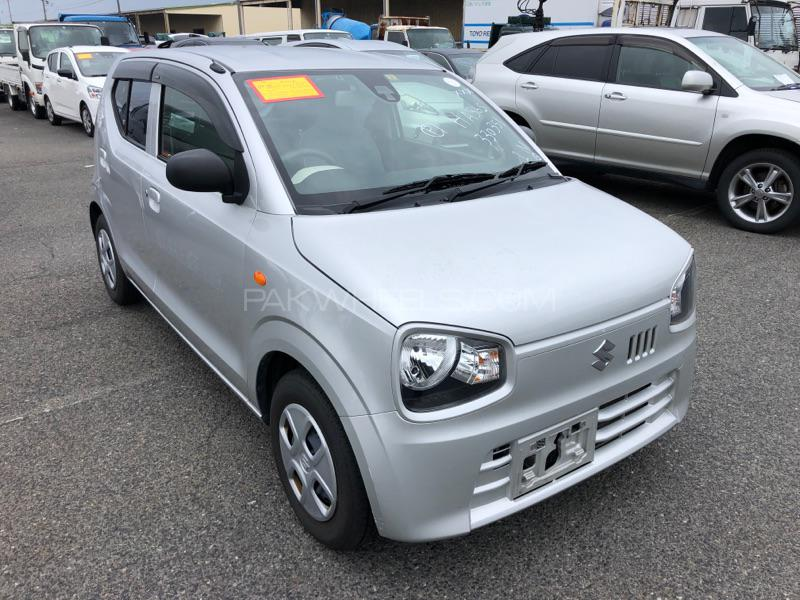 Suzuki Alto L 2017 Image-1
