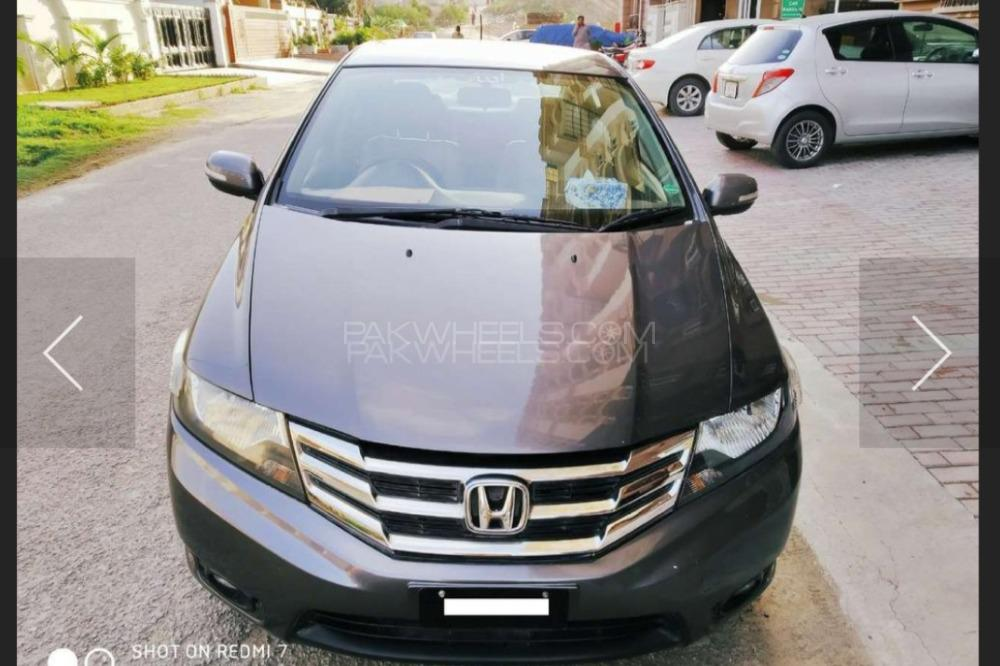 Honda City Aspire 1.3 i-VTEC 2015 Image-1