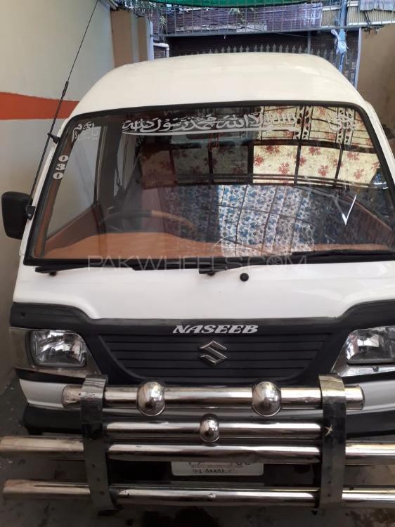 Suzuki Bolan 2009 Image-1