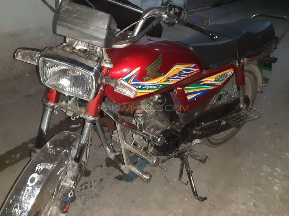 Honda CD 70 2011 Image-1