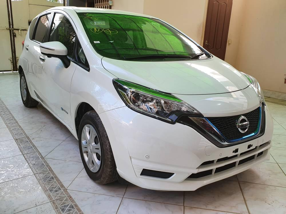Nissan Note 2017 Image-1