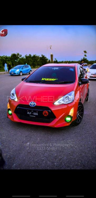 Toyota Aqua - 2014  Image-1