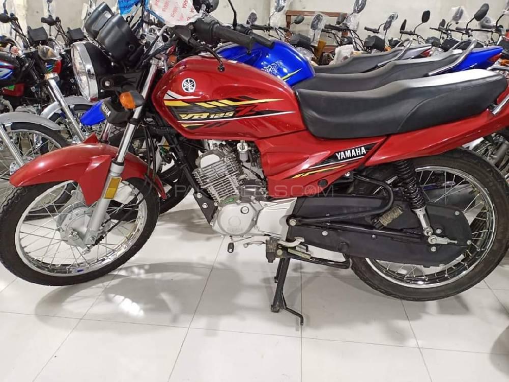Yamaha YB 125Z  2020 Image-1