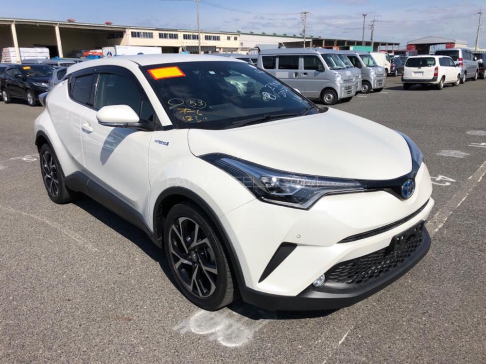 Toyota C-HR 2017 Image-1