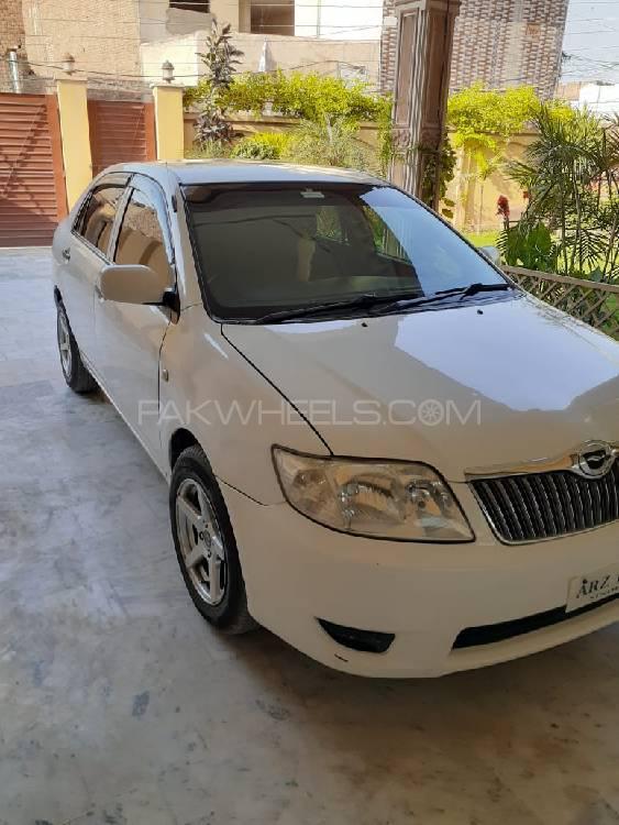 Toyota Corolla Luxel Premium Edition 2005 Image-1