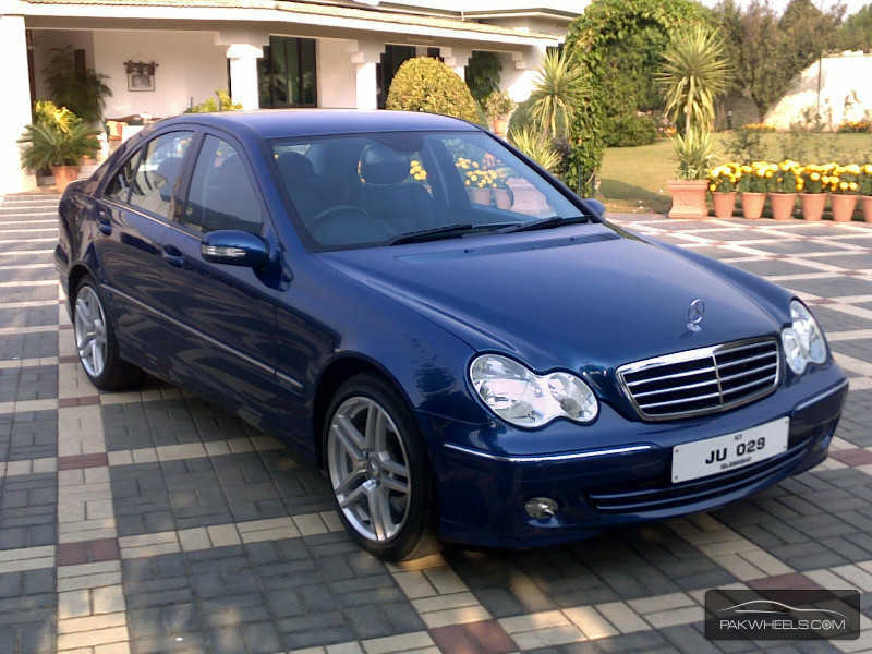 mercedes benz c class c180 2003 for sale in islamabad pakwheels. Black Bedroom Furniture Sets. Home Design Ideas