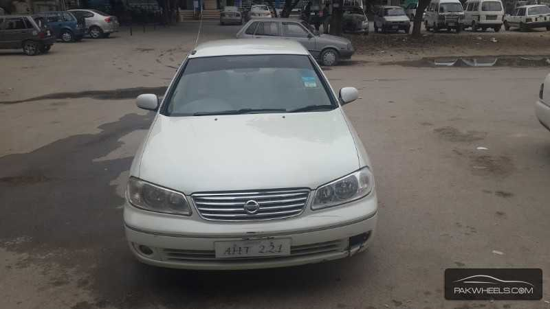Nissan Sunny EX Saloon 1.3 (CNG) 2005 Image-2