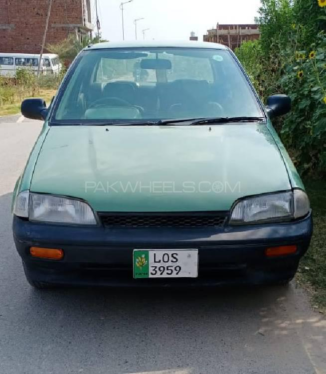 Suzuki Margalla GLX 1993 Image-1
