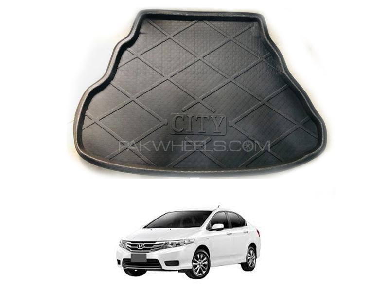Honda City Trunk Mat Liner 2009-2020 Image-1