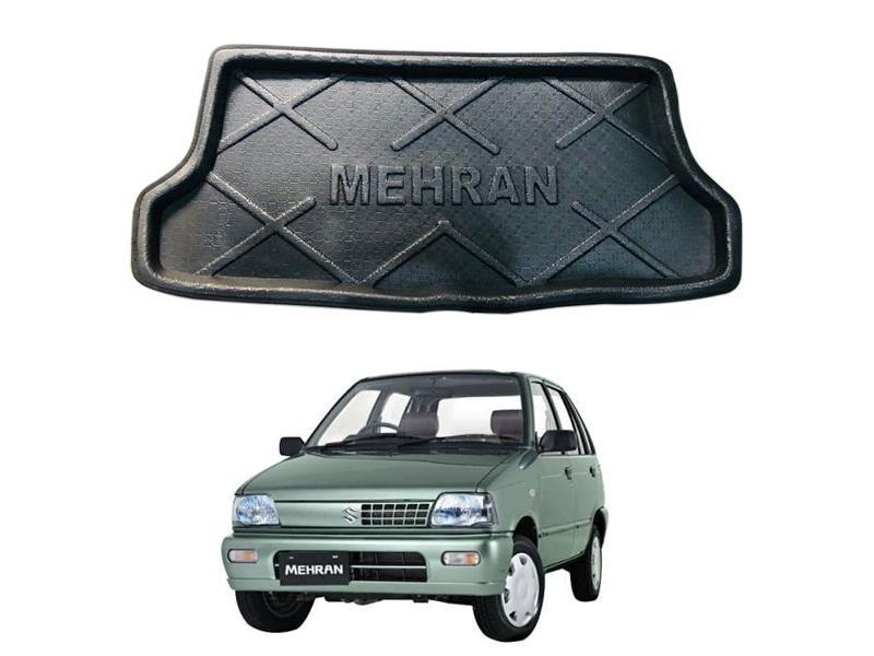 Suzuki Mehran Trunk Mat Liner  Image-1